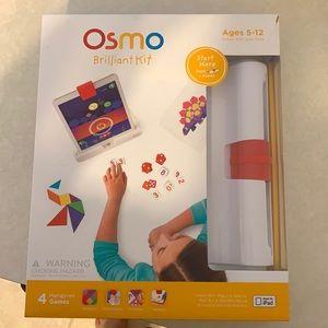 New osmo brilliant kit